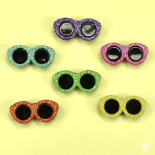 Dress it Up Buttons Glitter Sunglasses 4429  -  Spectacles Shades Embellishments