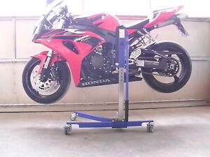 Motorradzentralständer für Honda CBR1000RR Fireblade SC 57 BlueLIft Centralstand