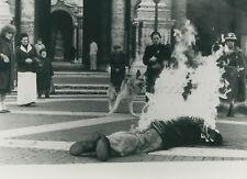 ANDREI TARKOVSKY NOSTALGHIA 1983 VINTAGE PHOTO ORIGINAL #3 TARKOVSKI