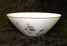 ROSENTHAL CONTINENTAL JAPANESE QUINCE PATTERN 9 INCH VEGETABLE BOWL