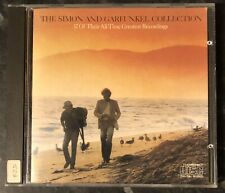 THE SIMON AND GARFUNKEL COLLECTION (17-GREATEST) MUSIC CD NEAR MINT CONDITION