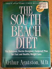 The South Beach Diet: The Delicious, Doctor-designed ARTHUR AGATSTON HARDBACK