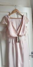 Coast Pink Dress Size 12