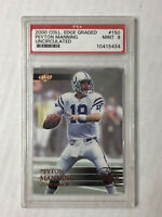 PEYTON MANNING 2000 Collector's EDGE UNCIRCULATED SP /5000! PSA MINT 9! #150!