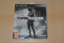 Tomb Raider Ps3 Playstation 3 2013