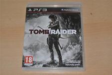 Tomb Raider PS3 Playstation 3 2013