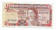Gibraltar One Pound 1979