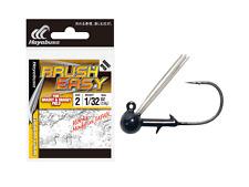 Paket Jigrute Kopf Hayabusa Brush Easy