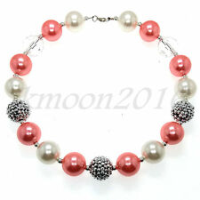 Acrylic pearl Chunky  Gumball Beads Bubblegum Necklace X-MAS Gift Kids Gifts