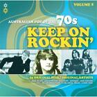 AUSTRALIAN POP OF THE 70s KEEP ON ROCKIN' VOLUME 5 VARIOUS ARTISTS 2 CD NEW