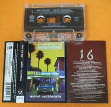 MC UGLY KID JOE Motel california 1996 EVILUTION RAW MC 113 no cd lp dvd vhs
