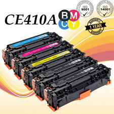 5P Toner Cartridge for HP CE410A 305A Laserjet Pro 300 Color MFP M375nw M475dn