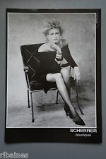 R&L Ex-Mag Advert: Scherrer Boutique 80's Fashion / Fendi Roma Perfume