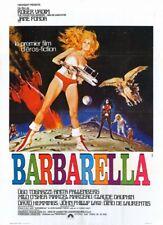 Affiche -  BARBARELLA - 120x160cm
