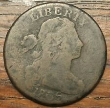 1806 Draped Bust Large Cent Early American Copper Coin Philadelphia Mint S-270