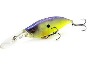 fishing lure MEGABASS IxI SHAD TYPE-3 / IMAKATSU BREAM