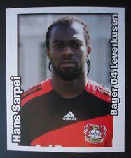 Panini 343 Fussball BL 2008/09 Hans Sarpei Bayer Leverkusen