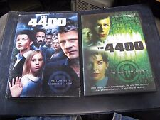 The 4400 Complete 1st and 2nd Seasons DVD Box Sets