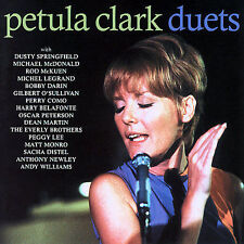 Duets CD Petula Clark Dusty Springfield Andy Williams Peggy Lee Dean Martin