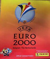 Panini EM 2000 Sticker zum selbst aussuchen