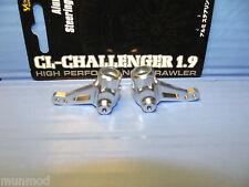 Yokomo C-415A CL-Challenger 1.9 Crawler aluminium steering Block 2PCS C415A