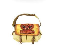 Disney Store Parks Exclusive Indiana Jones Messenger Crossbody Bag Harrison Ford