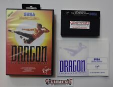 Dragon the Bruce Lee Story Sega Master System (1994)  mit Anleitung OVP
