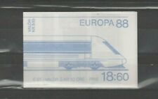 "Suède, Sverige, Carnet de timbres "" Europa "" neuf MNH, bien"