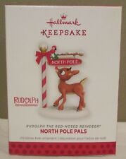 2013 Hallmark Rudolph the Red-Nosed Reindeer North Pole Pals Ornament