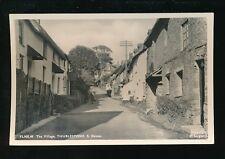 Devon THURLESTONE street & Village Stores RP PPC Used 1966