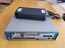 Cisco UC520W-8U-2BRI-K9 comprennent UK Power Bundle avec Express Worldwide Delivery