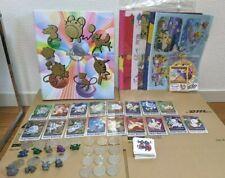 Pokemon Carddass 151 Complete File Charizard amada seal holo pocket monster