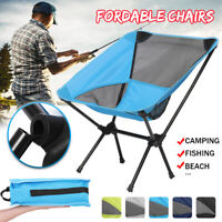 Portable Ultra-Light Outdoor Folding Camping Chair Lightweight Fishing Camp Seat