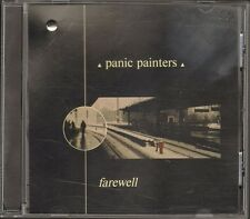 Panic Painters FAREWELL 18 track CD 1996 NEDERPOP Tophole
