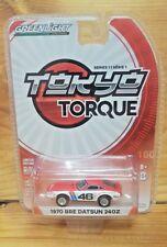 GREENLIGHT 2017 TOKYO TORQUE SERIES 1 1970 BRE (PETER BROCK) DATSUN 240Z  (A+/A+