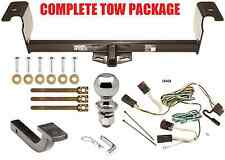 2006-2010 DODGE CHARGER COMPLETE TRAILER HITCH PACKAGE ~ NO DRILL ~ FAST SHIPP