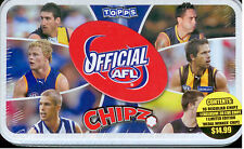 2010 Topps AFL Chipz Tin-Norm Smith Paul Chapman