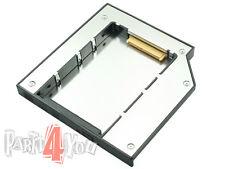 zweiter HD-Caddy Festplatte HDD SSD Modular Bay Carrier DELL XPS 17 L701X L702X