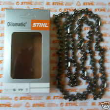 "16"" 40cm Genuine Stihl Chainsaw Chain MS251 MS250 025 .325"" 1.6 62 Tracked Post"