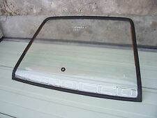 VW Scirocco 2 GT 53B : Heckscheibe ohne Color mit Heckscheibengummi