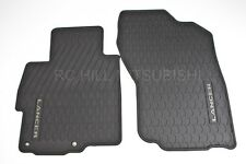 2010 2012 2013 MITSUBISHI LANCER SPORTBACK ALL WEATHER  FLOORMATS MATS MZ314505