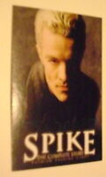 RARE MINT PROMO CARD SPIKE THE COMPLETE STORY P-1 2005