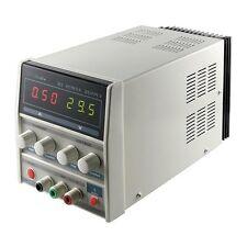 Stabilizzato Dispositivo Laboratorio 0-30V 0-3A Con LED Indicatore Alimentatore
