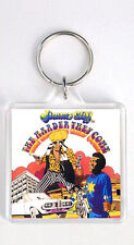 JIMMY CLIFF THE HARDER THEY COME 1973 LP COVER KEYRING LLAVERO