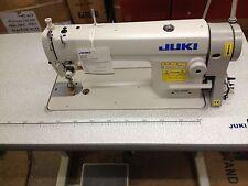 NEW JUKI INDUSTRIAL SEWING MACHINE  HEAVY DUTY MODEL LOCKSTITCH