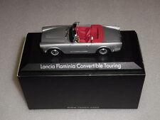 Lancia Flaminia Convertible Touring silver 1/43 Norev 783058