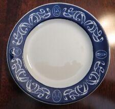 Grindley Restaurant Hotel Ware Lord Simcoe Hotel Toronto side plate blue VTG