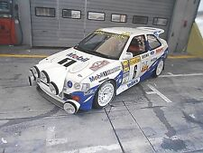 Ford Escort RS Cosworth 4x4 Rally de Monte Carlo 1994 delecour nuevo New Otto 1:18