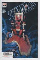 DEADPOOL #1 MARVEL comics NM 2019