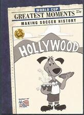 UPPER DECK WORLD CUP USA 1994-LOONEY TOONS- #101-MAKING SOCCER HISTORY-1994